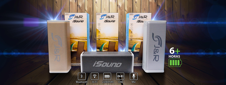 Banner J5157 Isound J&R