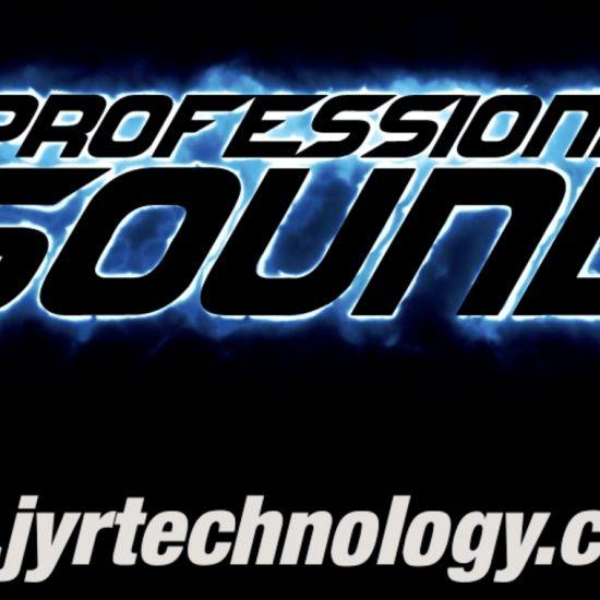 Professional Sound logo J&R